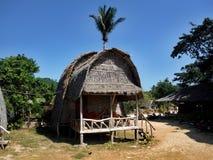 bungalows Imágenes de archivo libres de regalías
