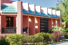 bungalows Fotos de archivo libres de regalías