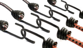 Bungee cords stock photo