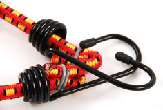 Bungee cords Royalty Free Stock Photos