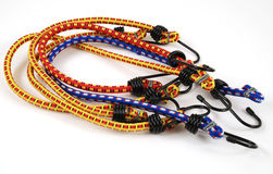 Bungee cords Stock Image