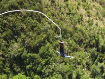 Bungee Jumping - Jump - Bungy stock image