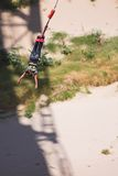 Bungee jumper #5 Stock Photography