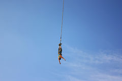 Free Bungee Jumping Royalty Free Stock Photography - 40351367