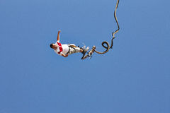 Free Bungee Jumping Stock Photo - 48803170