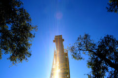 bungee wieży Zdjęcie Royalty Free