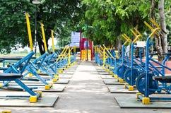 bungkan健康公园泰国 图库摄影