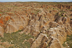 Bungle Bungles Range Stock Photo