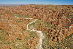 Bungle Bungles Range Stock Photography
