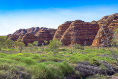 The Bungle Bungles Royalty Free Stock Photo