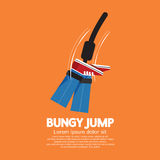 Bungy Jump Stock Images
