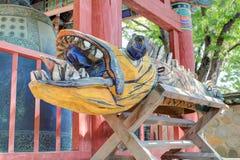 Bunhwangsa Pagoda temple Stock Images