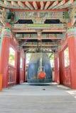 Bunhwangsa-Pagodentempel Bell Stockfoto