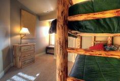 bunk łóżko Zdjęcie Royalty Free
