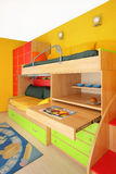 Bunk bed 2 Royalty Free Stock Images