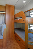 Bunk Bed Trailer Stock Image