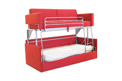 Bunk bed Royalty Free Stock Image