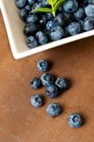 Bunke av blåbär Royaltyfria Bilder