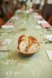 Bunke av bröd Arkivfoton