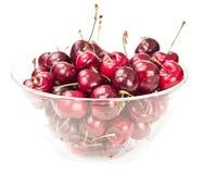 Bunke av Cherry royaltyfria foton