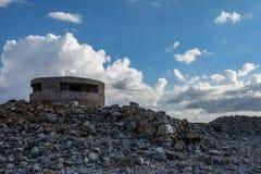 bunker Stockfoto