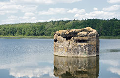 bunker Royaltyfria Bilder