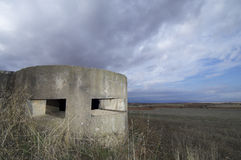 Bunker Royalty Free Stock Images