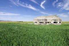 Bunker Stock Afbeeldingen