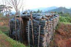 Bunker Fotografia Stock Libera da Diritti