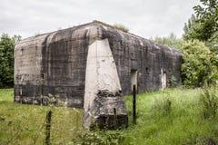 bunker Royalty-vrije Stock Fotografie