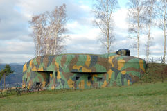 bunker Lizenzfreie Stockfotos