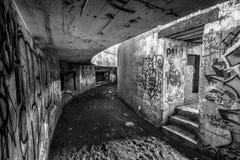 bunker Royalty-vrije Stock Foto