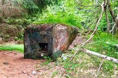 bunker Lizenzfreies Stockbild