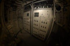 Bunker av Satan för lanseringslag SS-18 Arkivfoton