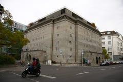 Bunker Berlin Royalty Free Stock Photos