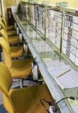 Bunker control Stock Photos