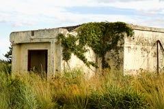 Bunker dell'esercito WWI Fotografia Stock