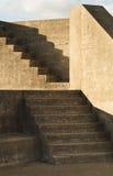 Bunker delle scale a San Francisco Fotografia Stock Libera da Diritti