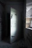 Bunker door Stock Images