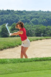 Bunker Downswing Royalty Free Stock Image