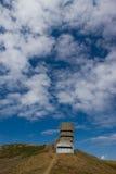 Bunker för blå himmel Royaltyfri Fotografi