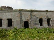 Bunker för ll för världskrig Fotografering för Bildbyråer