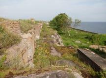 Bunker för ll för världskrig Royaltyfri Bild