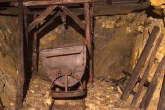 bunker gammal ii kriger wlodarzvärlden royaltyfria foton