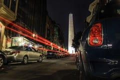 Bunker Hill en Boston Fotografía de archivo libre de regalías
