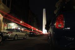 Bunker Hill en Boston Imágenes de archivo libres de regalías