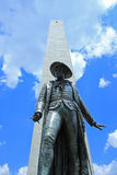 Bunker Hill Monument Royalty Free Stock Photography