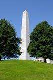 Bunker Hill Monument in Boston, Massachusetts Royalty Free Stock Image