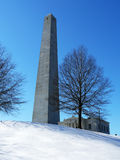 Bunker Hill Monument Stock Photos
