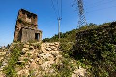 Free Bunker Of The Vietnam War At The Hai Van Pass Stock Photo - 186515570